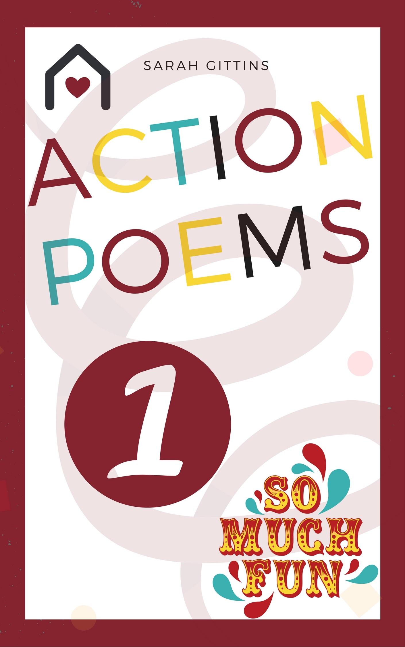 The Dance Den - Action Poems for Children